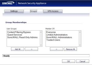 Sonicwall   Vin's Mostly Admin Blog
